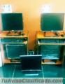 Computadoras para estudiante barata, puertos usb y quemadora de DVD