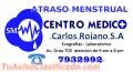 Breña 7932992 Atraso menstrual Solución en Lima Centro Medico