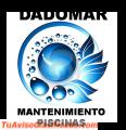 Mantenimiento de Piscinas - DADOMAR