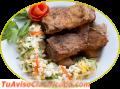 La variedad de la gastronomía Paraguaya