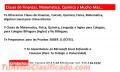 Clases de Finanzas, Matematica, Quimica y Mucho Mas...