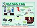 LECTOR BIOMETRICO CONTROL DE ASISTENCIA-MAXSOTEC EIRL-SAN MIGUEL-LIMA-SOLICITELOS