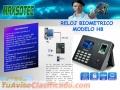 RELOJ CONTROL DE ASISTENCIA MODELOS:TK-100 Y H8/MAXSOTEC EIRL/LIMA/CONTACTENOS