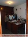 RENTO OFICINAS o HABITACIONES,  cerca de Periroosevelt