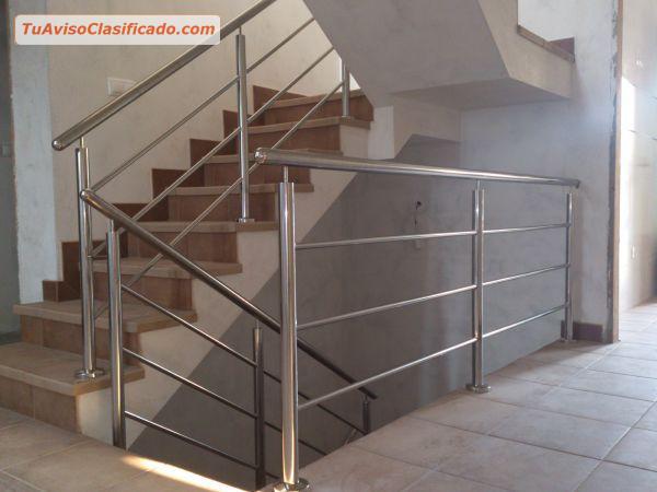 Barandas Escaleras Pasamanos Todo En Acero Inoxidable Ofertas De