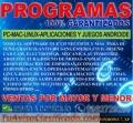 SERVICIO TECNICO INSTALACION DE PROGRAMAS PARA COMPUTADORAS