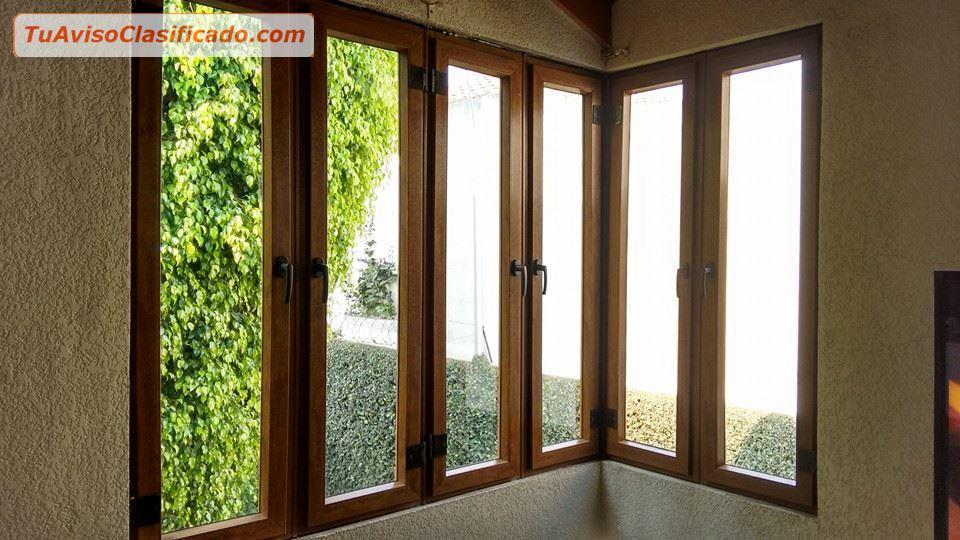 Hb ventanas m s ventanas y puertas en aluminio y upvc for Ver precios de ventanas de aluminio