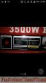 Planta Electrica 3500W