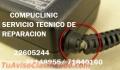 COMPUCLINIC TALLER DE Reparación y mantenimiento de computadoras.