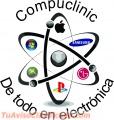 COMPUCLINIC TALLER DE Reparación de celulares liberación flasheo