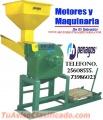 MOLINOS DE MARTILLO PENAGOS MODELO TP-24 CON MOTOR DIESEL