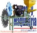 MOLINOS DE MARTILLO TP-8 CON MOTORES DIESEL Y GASOLINA, PARA HACER HARINAS