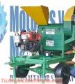 DESGRANADORAS DE MAIZ Y MAICILLO CON TRAILER AGRICOLA Y MOTORES DIESEL