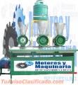 MOLINOS DE NIXTAMAL DE 3 TOLVAS CON MOTOR DIESEL Y ELECTRICO