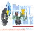 PICADORAS DE PASTOS Y ESPECIES PENAGOS PP-600 CON MOTO DIESEL Y MOTORES GASOLINA