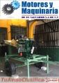 ENSILADORAS PENAGOS. MODELO PE-1200 ENSILA 10 TONELADAS POR HORA EN TRAILER AGRICOLA.