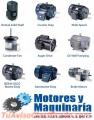 MOTORES ELECTRICOS MARATHON AMERICANOS: MOTORES Y MAQUINARIA