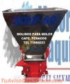 DESPULPADORAS DE CAFE PENAGOS.   MOLINOS PARA MOLER CAFE
