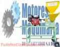 MOLINOS DE MARTILLO. PICADORAS DE ZACTE Y ENSILADORAS DE PASTO. PENAGOS MOTORES Y MAQUNARI