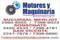 MOTORES ELECTRICO. DIESEL Y GASOLINA EN MOTORES Y MAQUINARIA DE EL SALVADOR