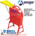 DESGRANADORAS DE MAIZ MANULA Y DESGRANADORAS CON TRAILER AGRICOLA Y MOTOR DIESEL. EL SALVA