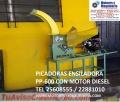 PICADORAS DE ZACATE PENAGOS PP-600 PICA 3 TONELADAS POR HORA .  PICADORAS EN EL SALVADOR