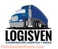 Logisven Transporte de Carga y Alquiler de Grúas y Montacargas