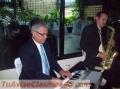 Saxo y piano para bodas 15 años en maracaibo
