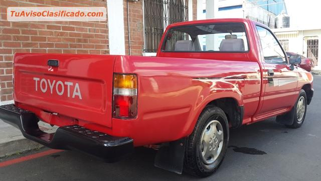 Toyota Pick Up 22r 4x2 Modelo 1993