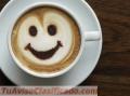 Sale of coffe