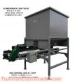 Peladoras, desgranadoras y lavadora-secadora  de Ajos