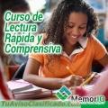 MEMORIQ / CURSO DE LECTURA RÁPIDA Y COMPRENSIVA