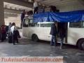 MICROBUSES Y BUSES EN GUATEMALA / TRANSPORTES EXPRESS VIAJES Y EXCURSIONES