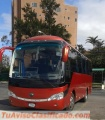 Buses Express Disponibles para Viajes o Excursiones