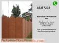 INSTALACION DE TAPIAS PREFABRICADAS 85357298