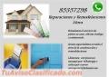 PINTORES DE CASAS Y SODAS RESTAURANTES BODEGAS 85357298/72613179