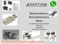 Instalacion de llavines todo tipo 85357298