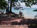 Solar en la playa de Boca Chica con un área de 917.18 M2 (precio: US $ 350,000)