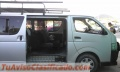 Rento microbus con chofer para recorrido empresarial NOCTURNO