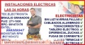 Electricista Surco Domicilio Garantia 991473178 - 971654372