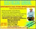 Electricista San Borja Domicilio Seguridad 991473178 - 971654372