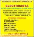 Electricista Magdalena Domicilio Experto 991473178 - 971654372