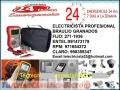 Electricista San Miguel Domicilio Amperio 991473178 - 971654372