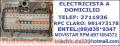 Electricista San Isidro Domicilio Servicio 991473178 - 971654372
