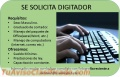 Se solicita DIGITADORES