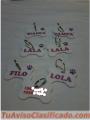 Identificadores para mascotas personalizados