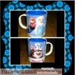 Tazas personalizadas, elegi tu propio diseño, tazas de porcelana y de plastico irrompible