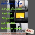 VENTA DE COMBOS PC DESKTOP