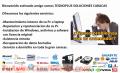 Servicio tecnico profesional en computacion