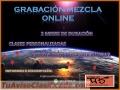 Curso de Grabacion - Mezcla ONLINE!!!!